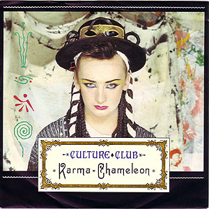 Karma Chameleon song by Culture Club