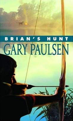 Image result for hatchet, brian's hunt, brian's winter by gary paulsen