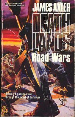 Deathlands : Rider, Reaper (#22) by James Axler CD FREE SHIPPING