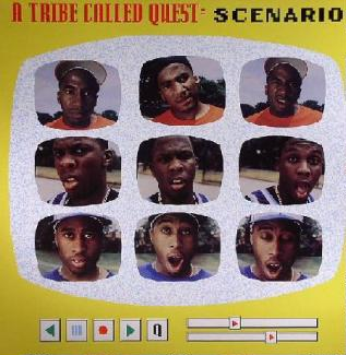 A Tribe Called Quest - Scenerio [CDS] (1992)