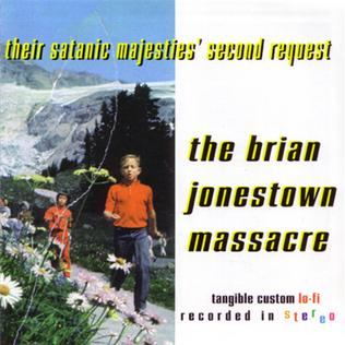 <i>Their Satanic Majesties Second Request</i> 1996 studio album by The Brian Jonestown Massacre
