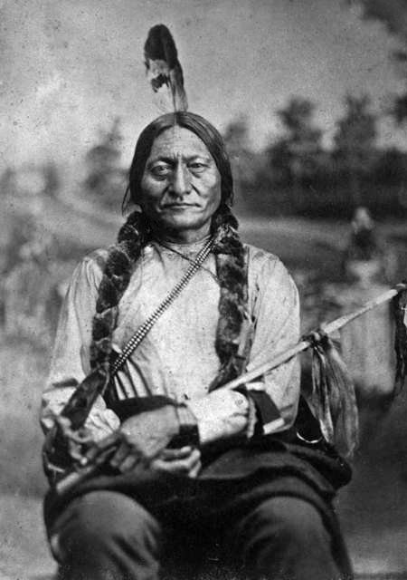10 Things You May Not Know About Sitting Bull