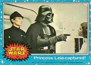 2014 TOPPS RETURN OF THE JEDI 3D WIDEVISION COMPLETE BASE SET