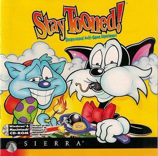 <i>Stay Tooned!</i> (video game)