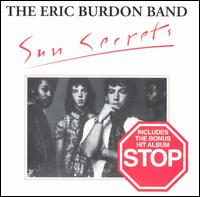 <i>Sun Secrets</i> 1974 studio album by The Eric Burdon Band