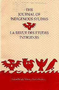 Journal of Indigenous Research