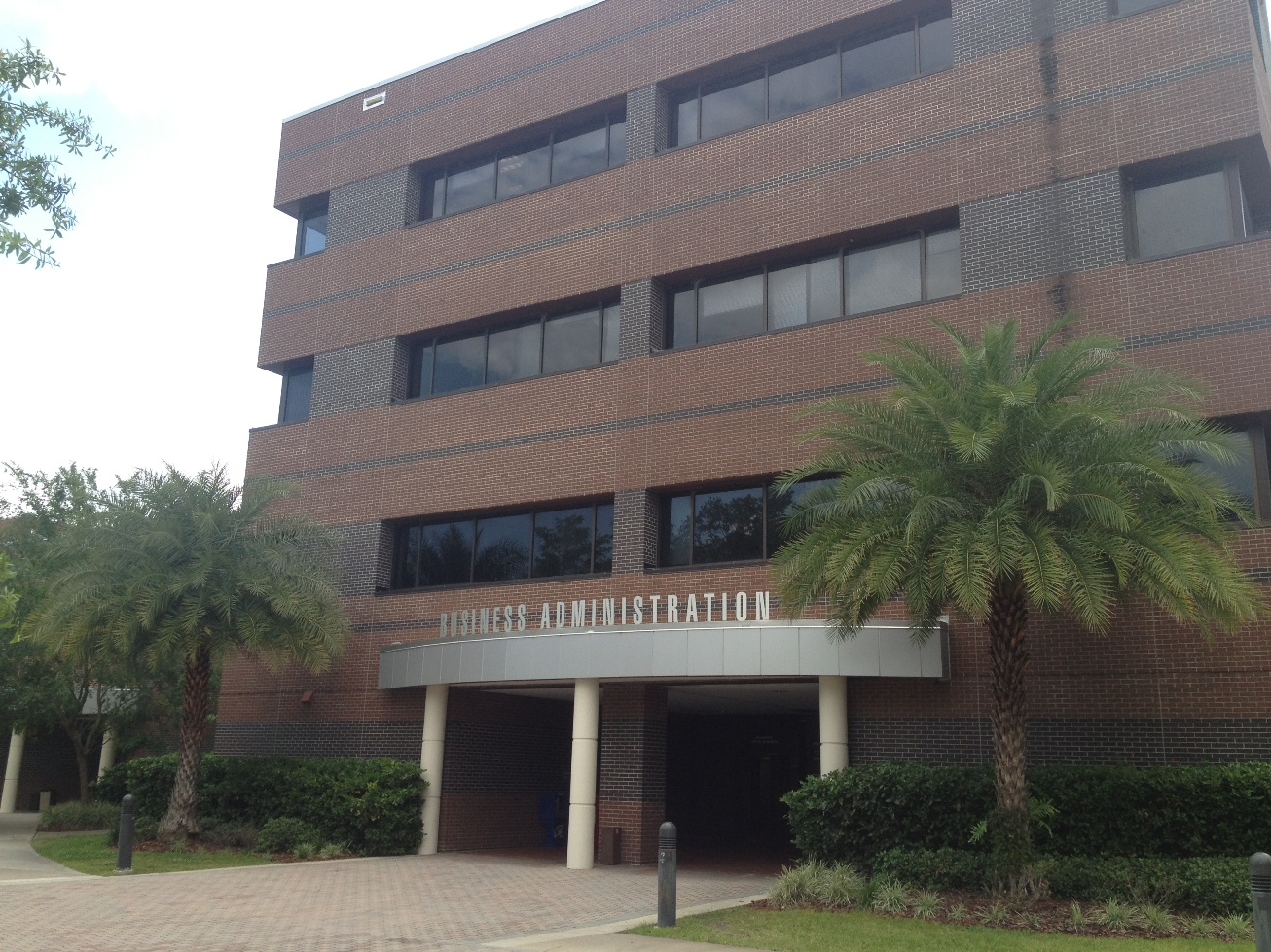 University Of Central Florida College Of Business Administration