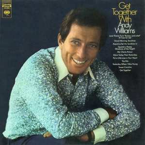 <i>Get Together with Andy Williams</i> 1969 studio album by Andy Williams