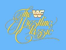 The Wrestling Classic 1985 World Wrestling Federation pay-per-view event
