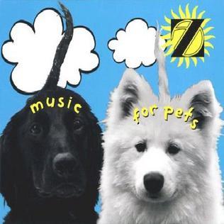 <i>Music for Pets</i> album