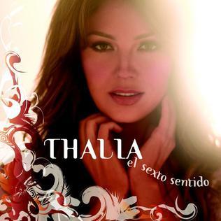 <i>El Sexto Sentido</i> 2005 studio album by Thalía