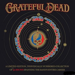 <i>30 Trips Around the Sun</i> 2015 live album by Grateful Dead