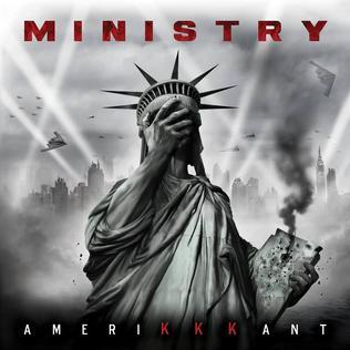 <i>AmeriKKKant</i> 2018 studio album by Ministry