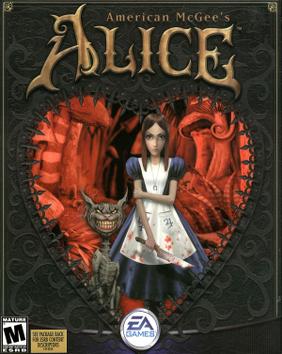 American McGee's Alice (PC/Mac/Xbox360/PS3) American_McGee_Alice_cover