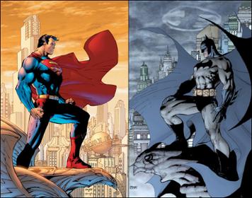 Jim Lee Batman/Superman