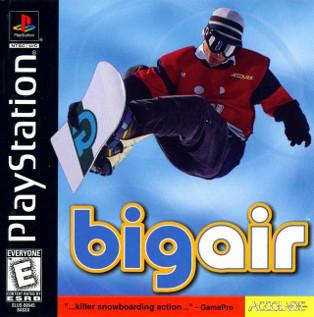 <i>Big Air</i> 1999 video game