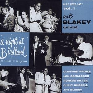 <i>A Night at Birdland Vol. 1</i> 1954 live album by Art Blakey