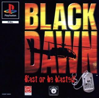 <i>Black Dawn</i> (video game) 1996 video game