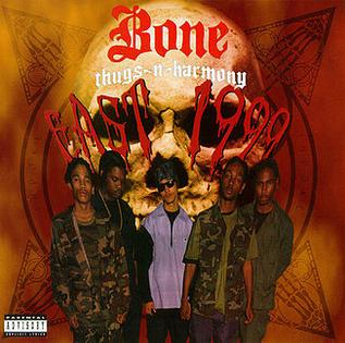 East 1999 1995 single by Bone Thugs-n-Harmony