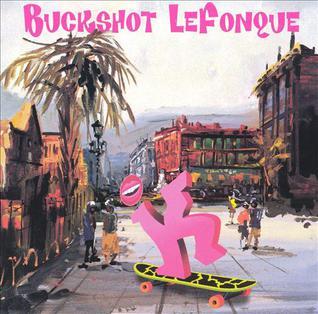 <i>Music Evolution</i> 1997 studio album by Buckshot LeFonque (Branford Marsalis)