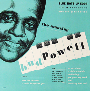 <i>The Amazing Bud Powell</i> 1952 studio album by Bud Powell