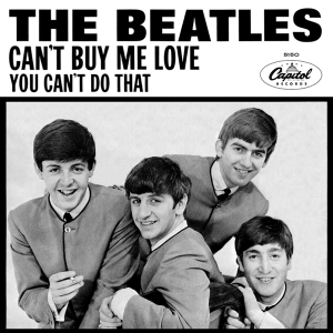 Cant Buy Me Love original song written and composed by Lennon-McCartney