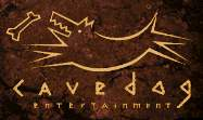 Cavedog Entertainment's logo