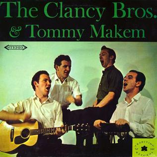 <i>The Clancy Brothers and Tommy Makem</i> (album) 1961 studio album by The Clancy Brothers and Tommy Makem