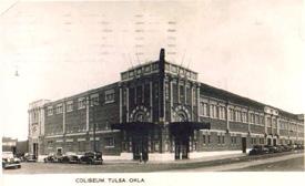 Tulsa Coliseum Tulsa, Oklahoma