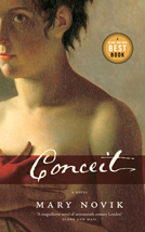 <i>Conceit</i> (novel) book by Mary Novik