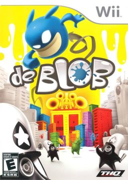 Picture of a game: De Blob
