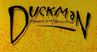 Picture of a TV show: Duckman