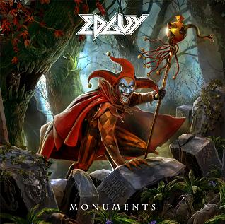 Endrendrum Punnagai Album Art Monuments (Edguy album...