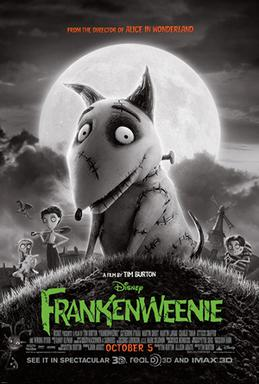 Frankenweenie full movie (2012)