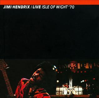 <i>Live Isle of Wight 70</i> 1991 live album by Jimi Hendrix