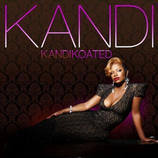 <i>Kandi Koated</i> 2010 studio album by Kandi Burruss
