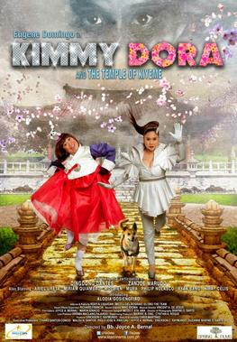 Kimmy Dora and the Temple of Kiyeme / 2012 / Filipinler / MP4 / TR Altyazılı