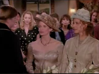 The One with the Lesbian Wedding 11th episode of the second season of Friends
