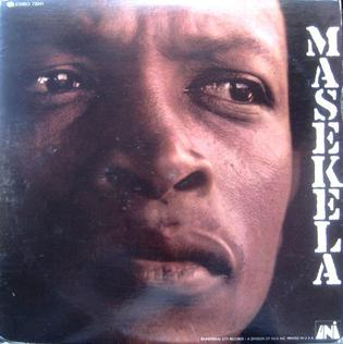 <i>Masekela</i> 1969 studio album by Hugh Masekela