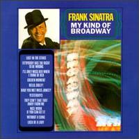 <i>My Kind of Broadway</i> 1965 studio album by Frank Sinatra