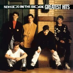 New Kids On The Block - Greatest Hits album cover