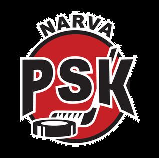 Narva PSK Ice hockey team in narva, Estonia