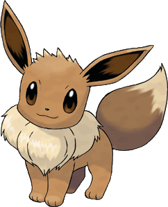 Eevee Pokémon species