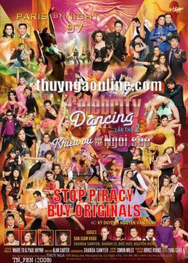 Paris by Night 97: Celebrity Dancing 2 | Movie fanart ...
