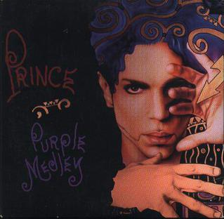 Purple Medley single by Prince