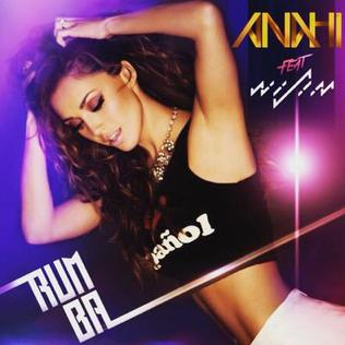 Rumba (Anahí song) 2015 song performed by Anahí Puente