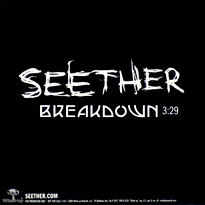 Breakdown (Seether song) 2008 song