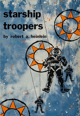 <i>Starship Troopers</i> science fiction novel