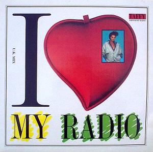 I Love My Radio 1985 single by Taffy