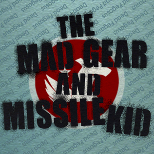 <i>The Mad Gear and Missile Kid</i> 2010 EP by My Chemical Romance